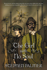 The Girl with No Soul (The Factory Girl Trilogy #3)