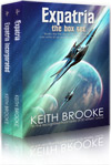 Expatria: the box set by Keith Brooke