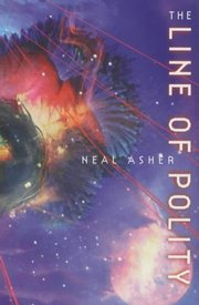 The Line of Polity by Neal Asher